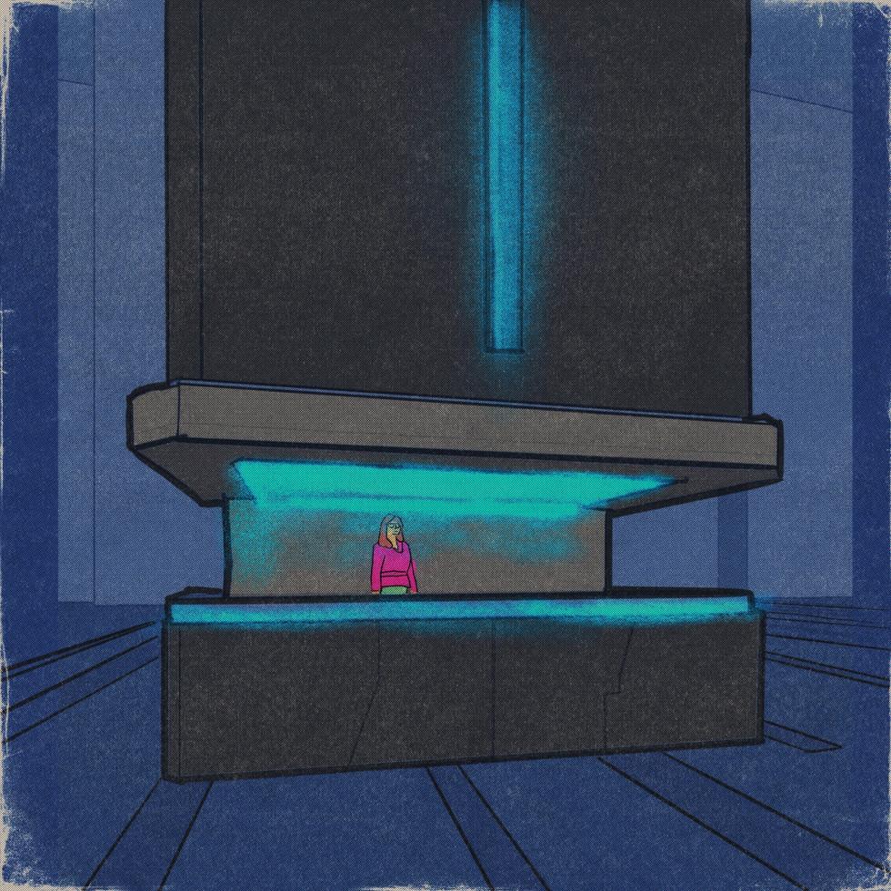 Sci-fi Kitchen