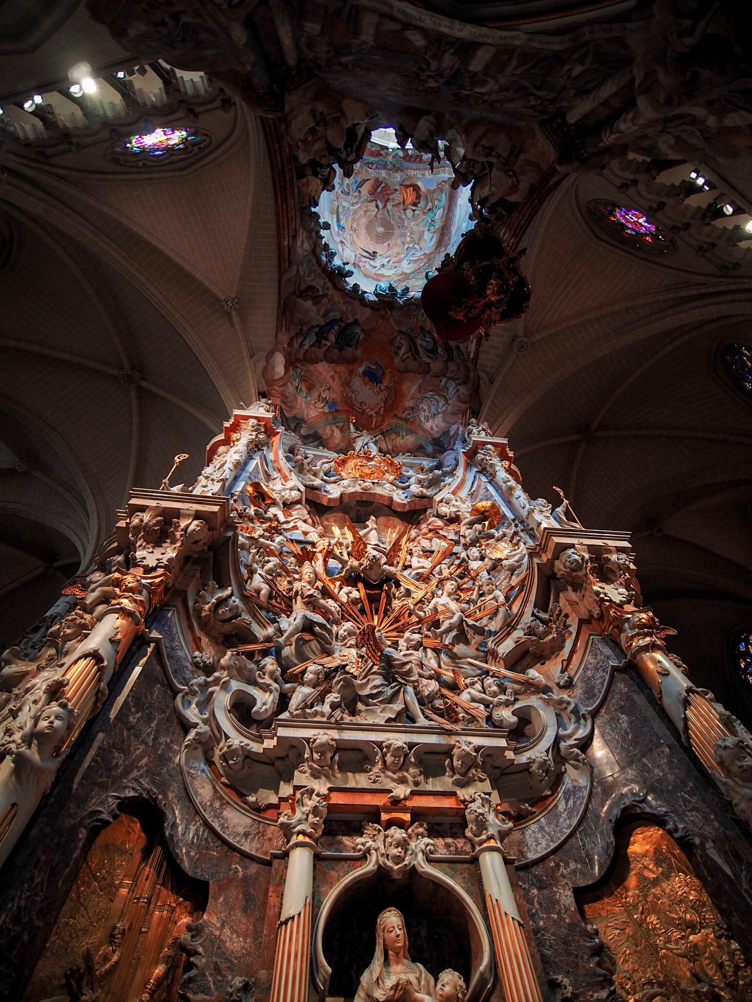 Toledo Cathedral - Toledo