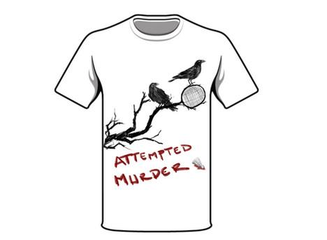 Badminton T-Shirt 2018