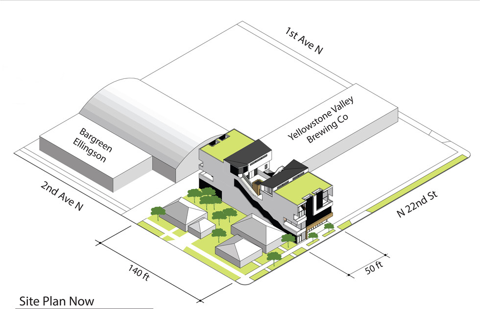 Site Plan Current