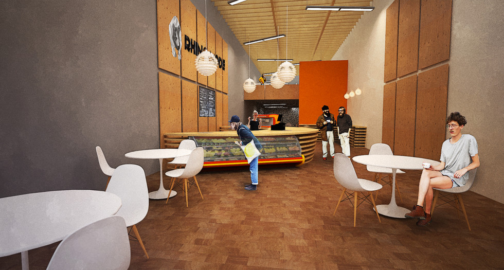 Rhino Mode Cafe