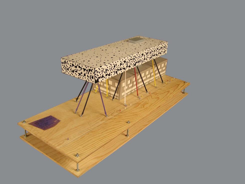 Structures Model Sharpe Centre