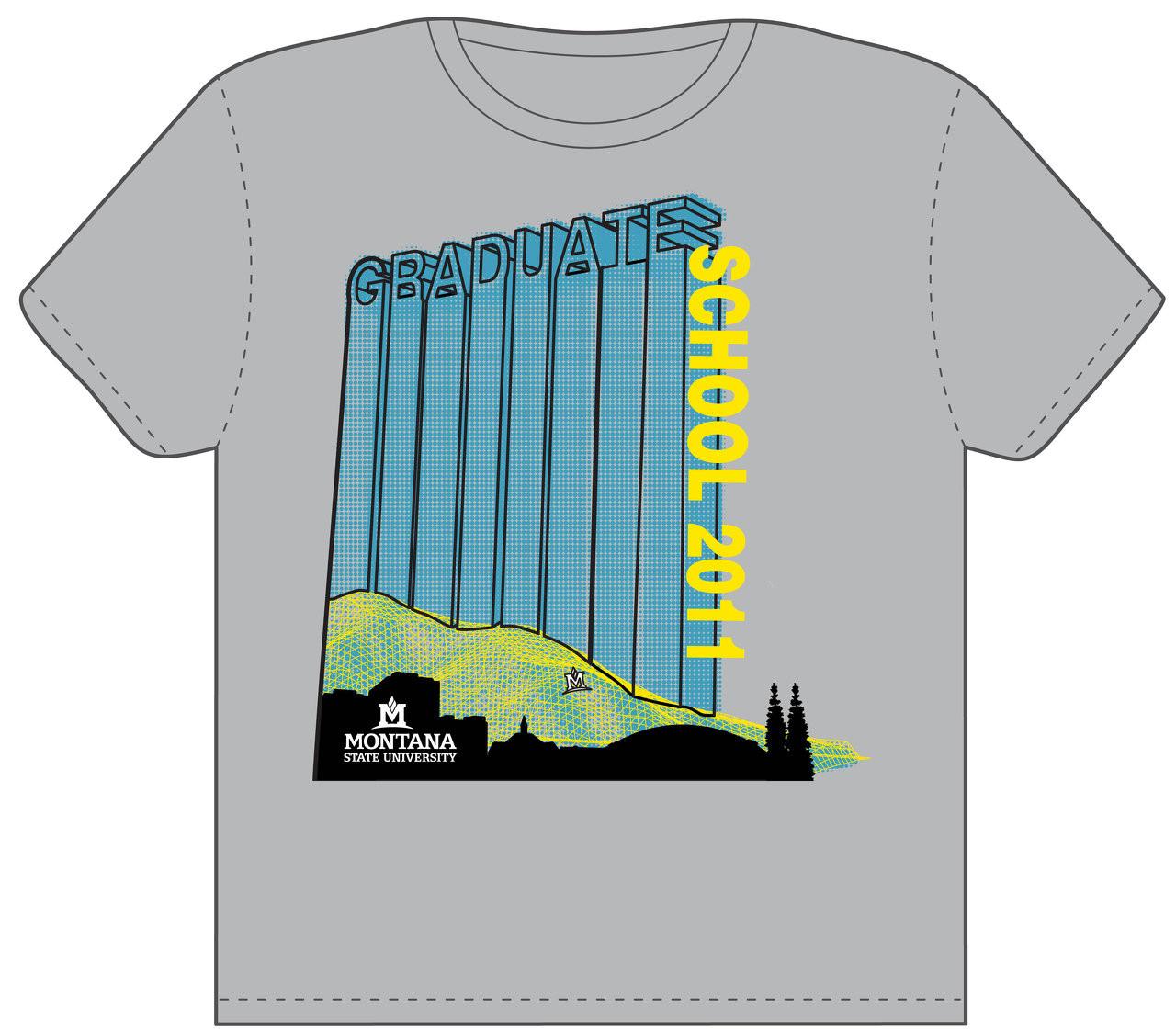 Graduate School T-shirt Design Competition