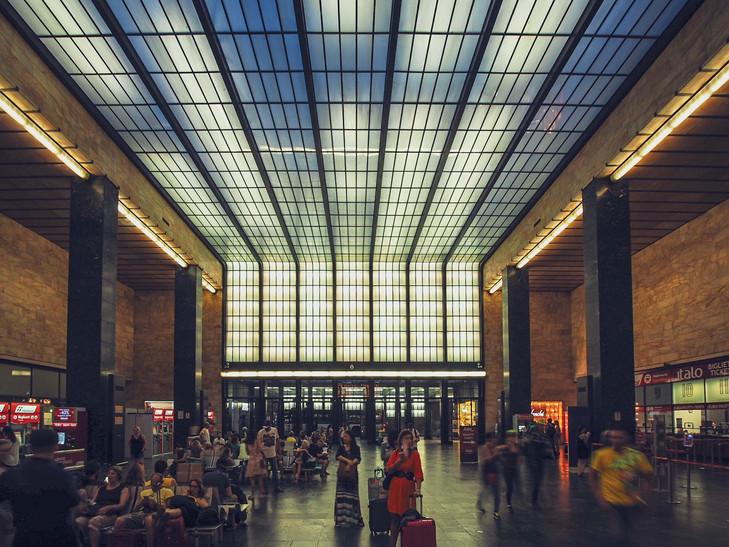 Train Station - Florence