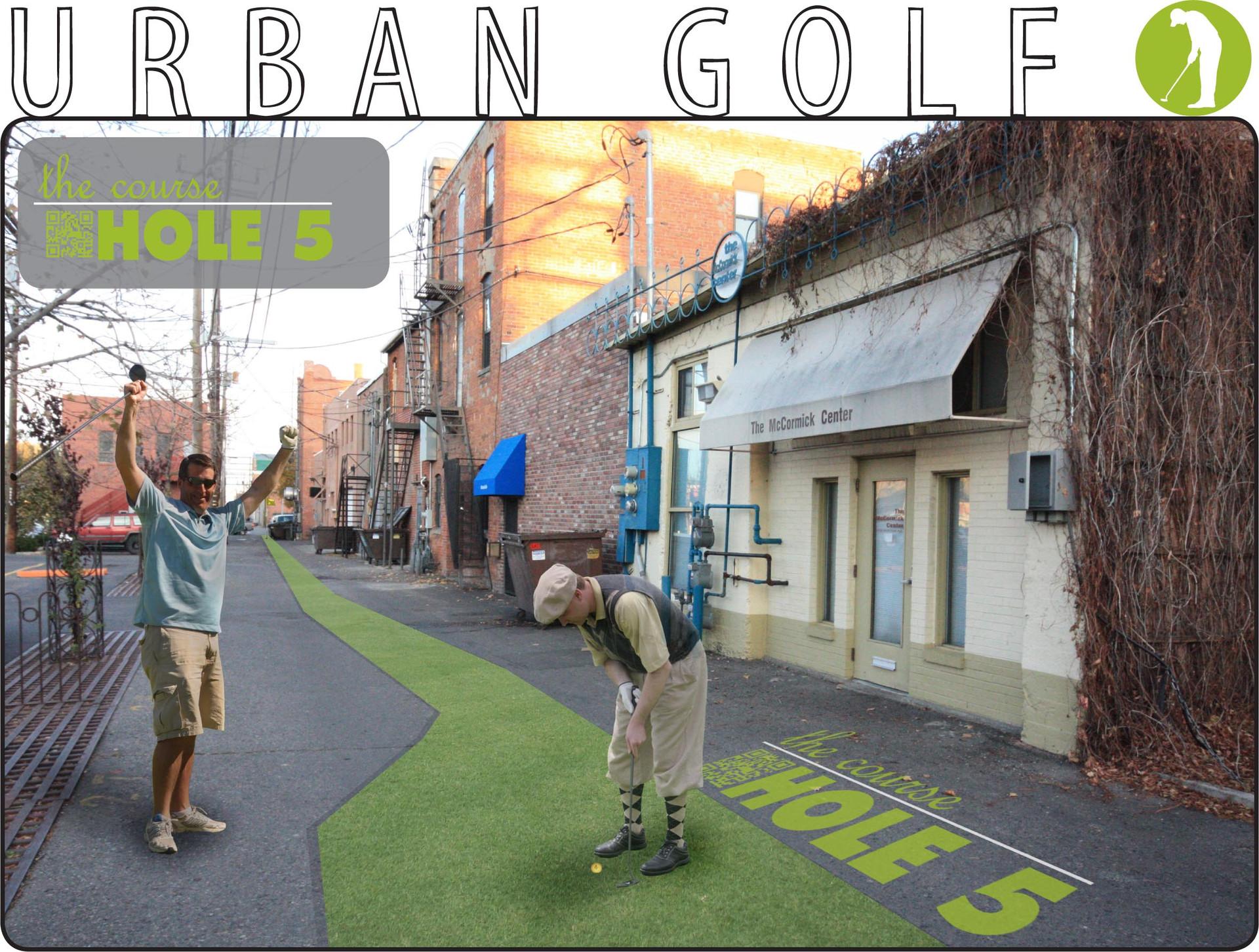 Alley Golf