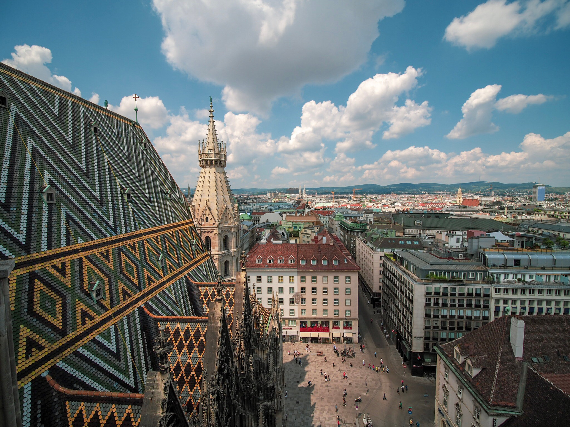 St. Stephens - Vienna