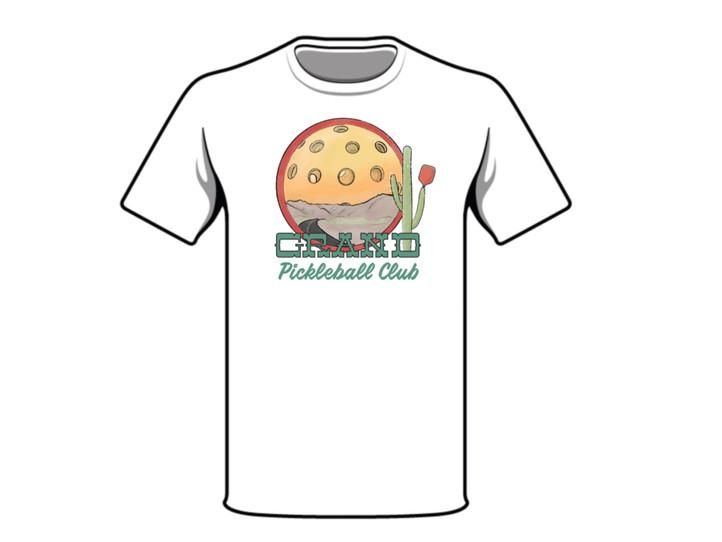 Original on White Shirt