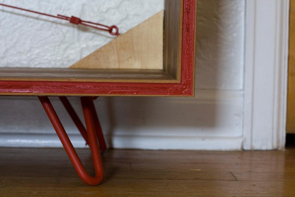 Corner reveal Detail