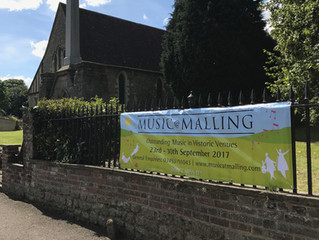 Music@Malling Dates for 2018