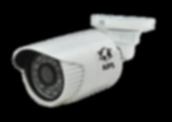 2MP 1080p Bullet IP 2.8 mm Camera W/O POE