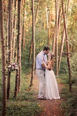Boho Stylized Wedding