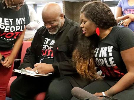 Orlando Sentinel: DeSantis loses felon voting appeal