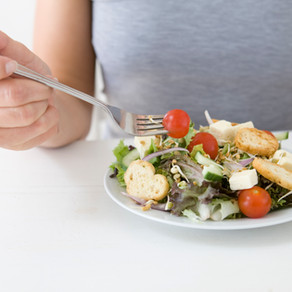 Align Your Food Intake With Your Weight Goal