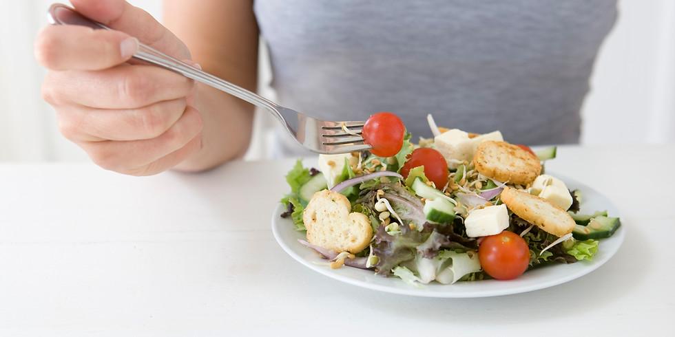 Semana Nacional de Conscientização sobre Transtornos Alimentares