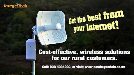 Wireless Promo Ad