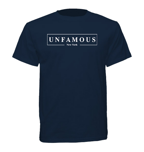 UNFAMOUS 2.O (Navy)