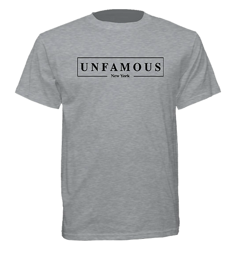 UNFAMOUS 2.O (Grey)