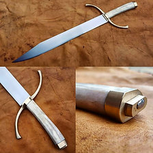 Elven Hunting Sword