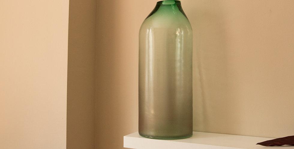 RAW-VASE-by-STUDIO-MILENA-KLING-mouthblown-glass-SPRING_GREEN