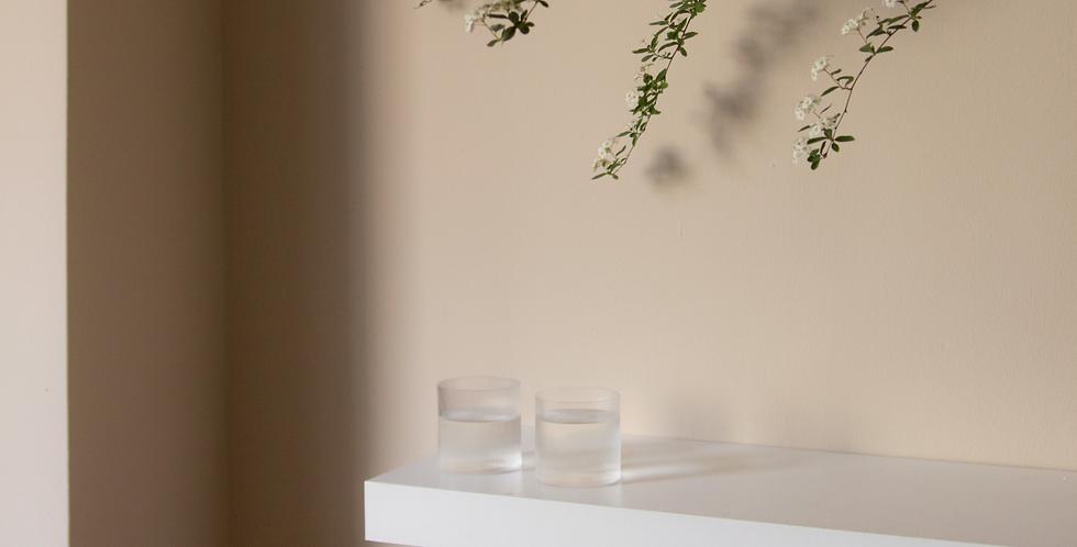 CIRCLE GLASSES | Set of 2
