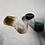 Thumbnail: RAW  GLASSWARE  | UNIQUE SINGLES  | SET OF 4 COLORS