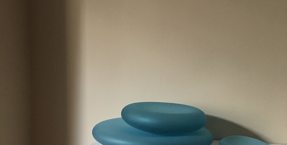 SEA GLASS    |   BOWLS   |   AQUA
