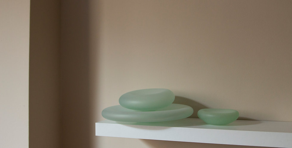 SEA GLASS    |   BOWLS  30-40cm