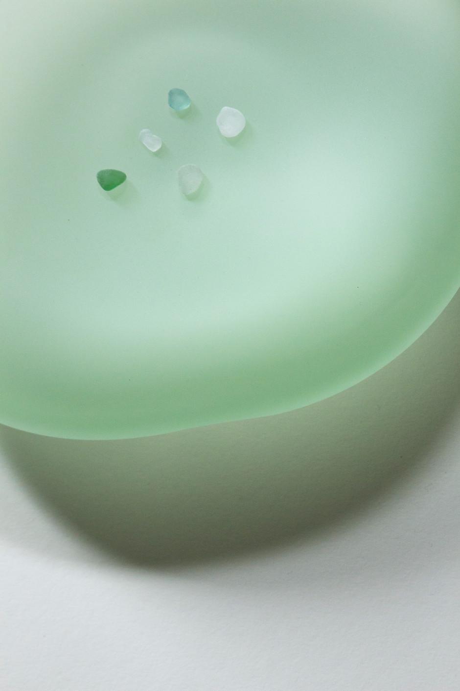SEA GLASS SERIES by MILENA KLING