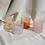 Thumbnail: RAW  GLASSWARE    UNIQUE SINGLES    SET OF 4 COLORS