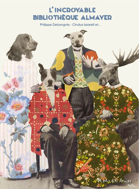 The Incredible Almayer Library -  A pas des loups - Bonerba.comThe Incredible Almayer Library - A pas de loups - Bonerba.com