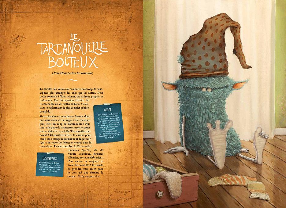 The Incredible Catalogue of Monsters - Margot - Bonerba.com