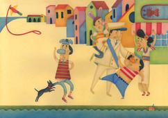 Monica Hernandez illustrations-VIRGILIO