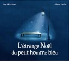 The little Blue Man's Strange Christmas