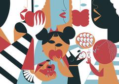 Monica Hernandez illustrations-vincitore di Marlene