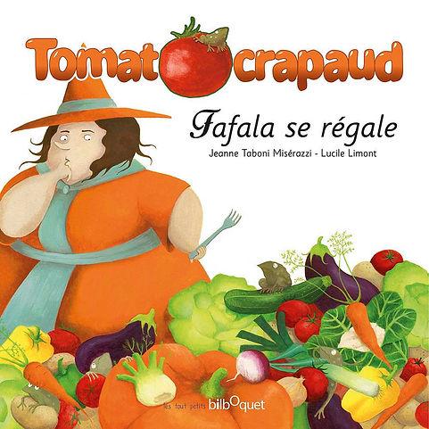 Tomatocrapo_–_Fafala_se_régale_couv.