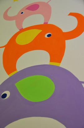 Colours for a Pediatrics