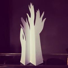 Paper Texture Folding