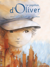Oliver Twist's butterfly