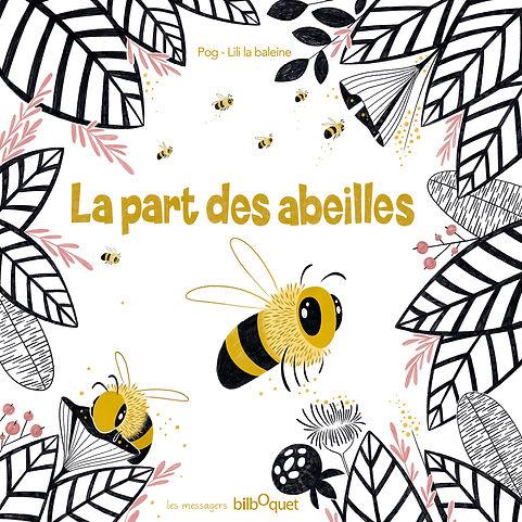 La Part des abeilles couv.jpg