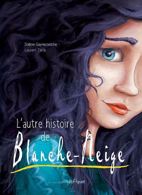 L'autre histoire de Blanche Neige Couv.j