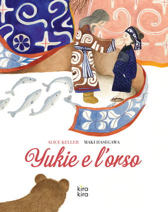 Yukie and the bear