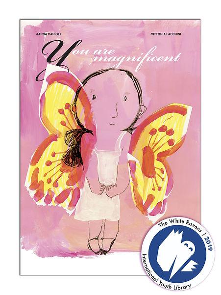 Vittoria Facchini - You are magnificent - Bonerba.com