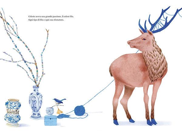 Elena Baboni - The blue Poppy - Bonerba.com
