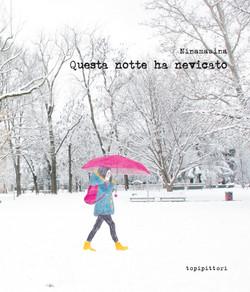 Questa notte ha nevicato_Cover