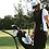 Thumbnail: CORE Black Focus Short-Sleeve Tech Polo