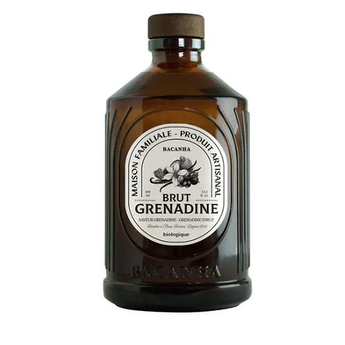 Sirop brut de Grenadine Bio