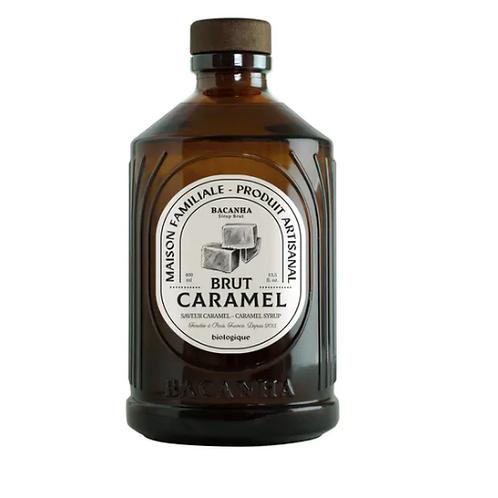 Sirop brut de Caramel Bio