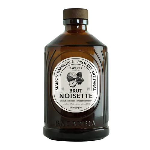 Sirop brut de Noisette Bio