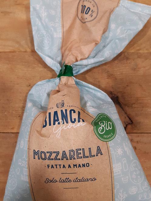 Mozzarella artisanale bio