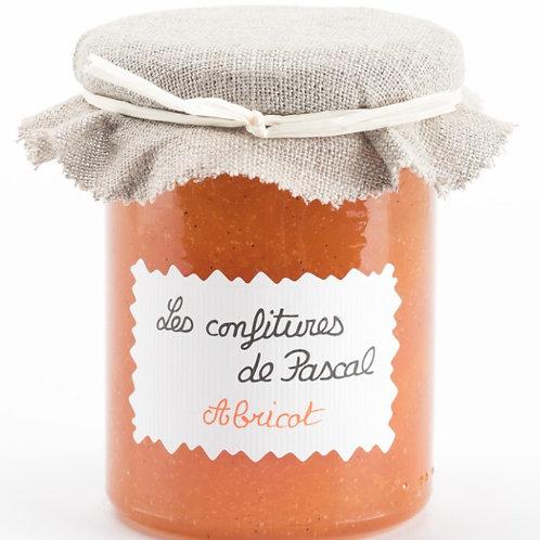 Confiture artisanale d'abricot